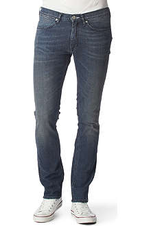 ACNE Max Ultra slim tapered jeans
