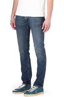 ACNE Max slim-fit Vintage Blue jeans