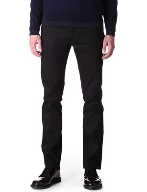 ACNE Roc Cash regular-fit tapered jeans