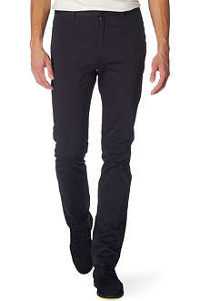 ACNE Roc Satin chinos