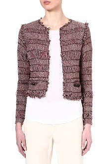 ISABEL MARANT Gandy fringed jacket