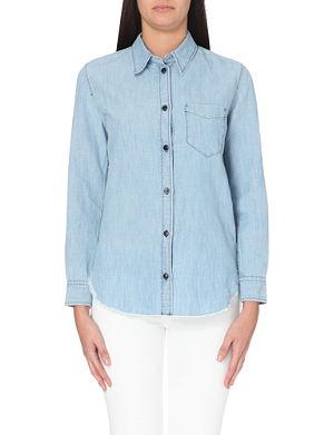 ISABEL MARANT ETOILE Sade denim shirt