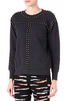 ISABEL MARANT Scotty yoke sweatshirt