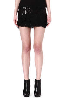 ISABEL MARANT Qing sequin-embellished skirt