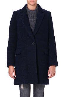ISABEL MARANT ETOILE Daphne wool-blend coat