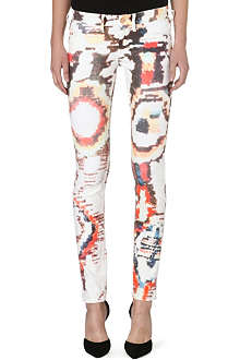 ISABEL MARANT ETOILE Relly skinny stretch-denim jeans