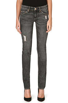 ISABEL MARANT ETOILE Tina mid-rise skinny jeans