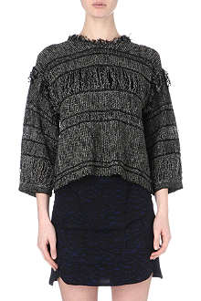 ISABEL MARANT Glimy knitted jumper