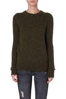 ISABEL MARANT ETOILE Robin knitted jumper