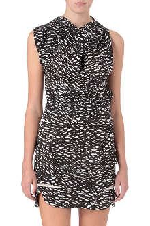 ISABEL MARANT Marcia print dress
