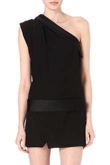 ISABEL MARANT Ormand asymmetric dress