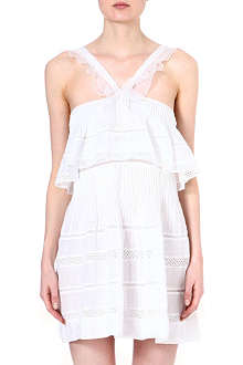 ISABEL MARANT Obira frilled dress