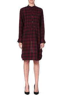 ISABEL MARANT ETOILE Ilaria cotton shirt dress