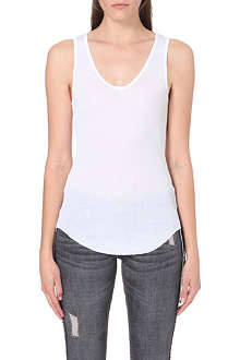 ISABEL MARANT ETOILE Sleeveless cotton top