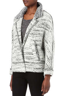 ISABEL MARANT Ioline boiled-wool jacket