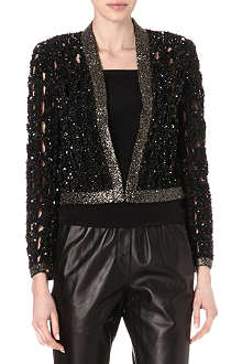 ISABEL MARANT Glowy embellished jacket