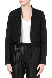 ISABEL MARANT Kade quilted silk jacket