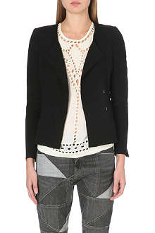 ISABEL MARANT ETOILE Julia collarless jacket