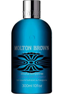 MOLTON BROWN Blissful Templetree Moisture bath and shower gel 300ml