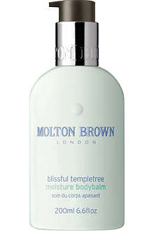 MOLTON BROWN Blissful Templetree body lotion 200ml