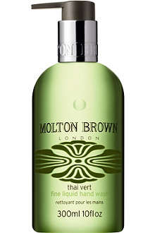 MOLTON BROWN Thai Vert hand wash 300ml