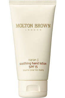 MOLTON BROWN Naran Ji hand lotion 75ml