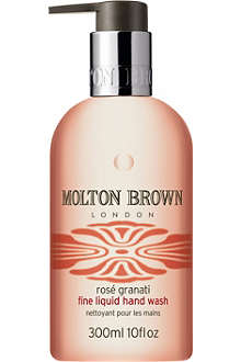MOLTON BROWN Rosé Granati hand wash 300ml