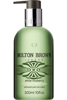 MOLTON BROWN White Mulberry hand wash 300ml
