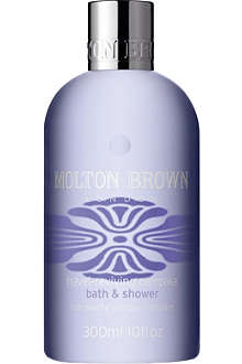 MOLTON BROWN Travel-reviving Cempaka bath and shower gel 300ml