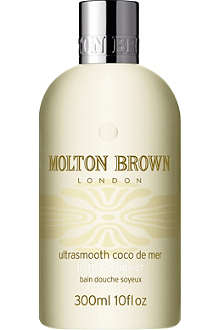 MOLTON BROWN Ultrasmooth Coco de Mer bath and shower gel 300ml
