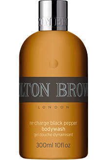 MOLTON BROWN Recharge black pepper body wash 300ml