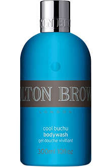 MOLTON BROWN Cool Buchu body wash 300ml