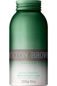 MOLTON BROWN Bracing Silverbirch thermal muscle soak 300g