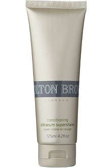 MOLTON BROWN Conditioning Olibanum Supershave 125ml