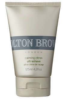 MOLTON BROWN Calming Citron Ultrashave 125ml