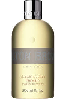 MOLTON BROWN Cleanshine Quillaja hairwash 300ml