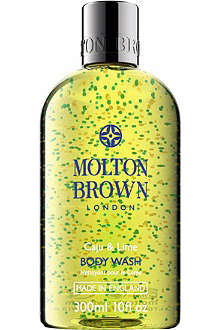MOLTON BROWN Caju & Lime body wash 300ml