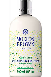 MOLTON BROWN Caju & Lime body lotion 300ml