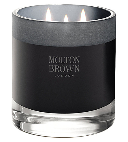 MOLTON BROWN Firefly Embers Forte candle