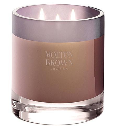 MOLTON BROWN Relaxing Yuan Zhi Forte candle