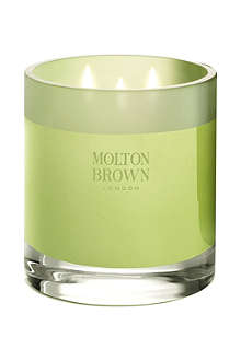 MOLTON BROWN Golden Solstice Forte candle