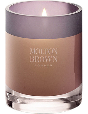 MOLTON BROWN Relaxing Yuan Zhi Medio candle