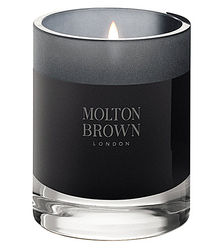 MOLTON BROWN Firefly Embers Medio candle