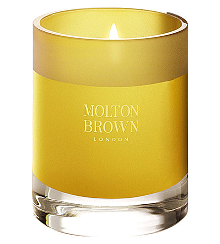 MOLTON BROWN Night Tempest Medio candle
