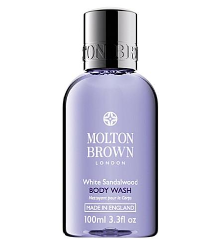 MOLTON BROWN White sandalwood bodywash 100ml