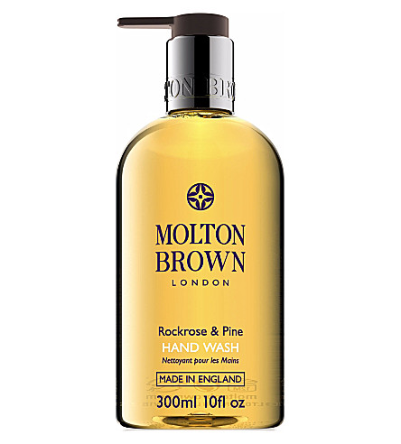 MOLTON BROWN Rockrose & Pine hand wash 300ml