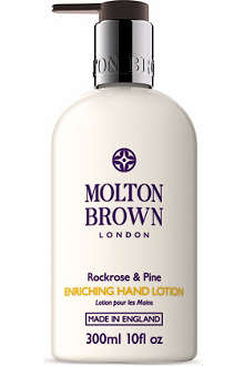 MOLTON BROWN Rockrose & Pine hand lotion 300ml