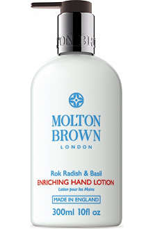 MOLTON BROWN Rok Radish & Basil hand lotion 300ml