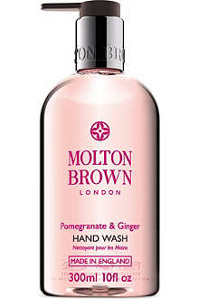 MOLTON BROWN Pomegranate & Ginger hand wash 300ml
