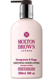 MOLTON BROWN Pomegranate & Ginger hand lotion 300ml